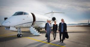 private aviation transportation