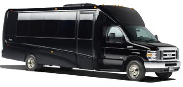 24 Passenger Mini Bus Exterior