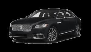 Lincoln Continental Black Label exterior